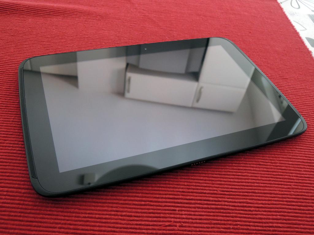 Samsung Nexus 10 – uporabniška izkušnja