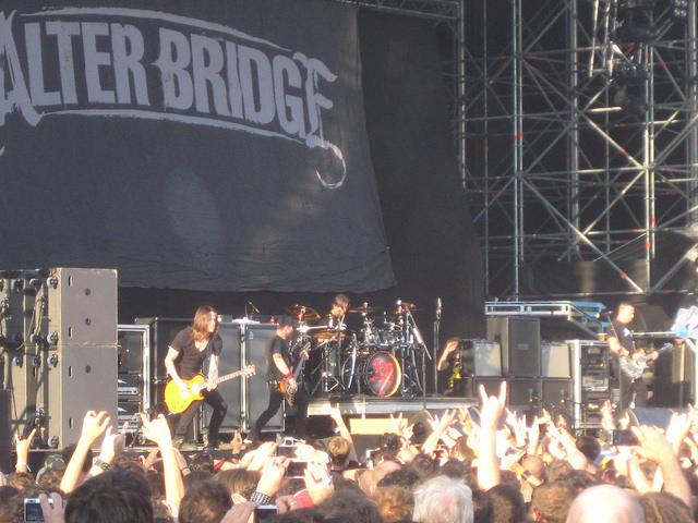 Rock in Idro – Parco Nord Bologna, Bologna (1.6.2014)