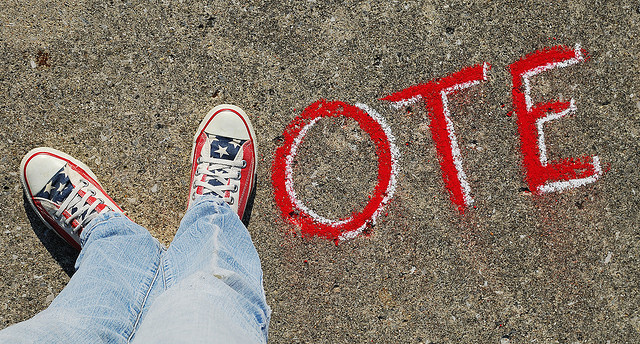 Par kratkih o volitvah