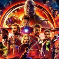 Avengers: Infinity War, part 1