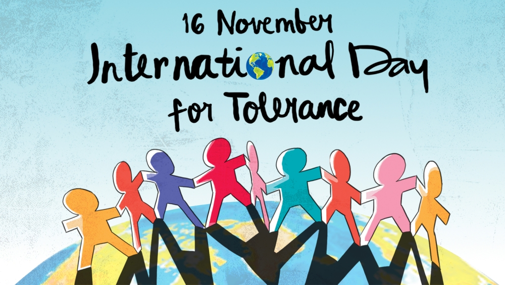 Mednarodni dan strpnosti: Pošlji sporočilo!