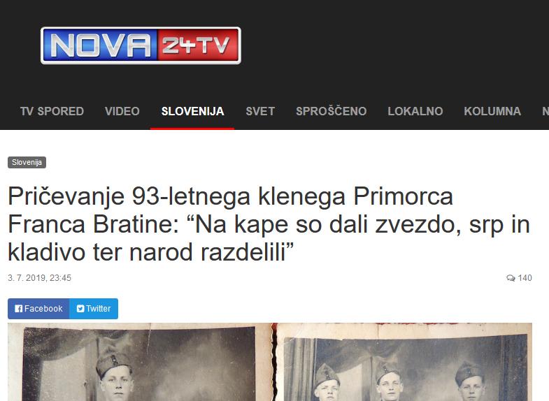 RTV in Nova24TV: Kdo laže? Kdo bolj laže?