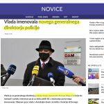 Sovraštvo na čelu slovenske policije